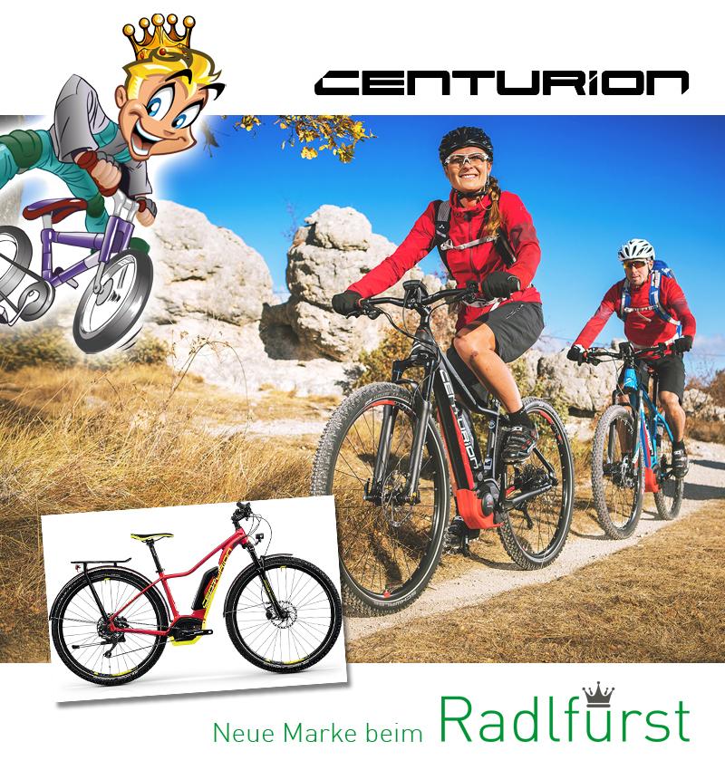 neu centurion e bikes radlf rst. Black Bedroom Furniture Sets. Home Design Ideas