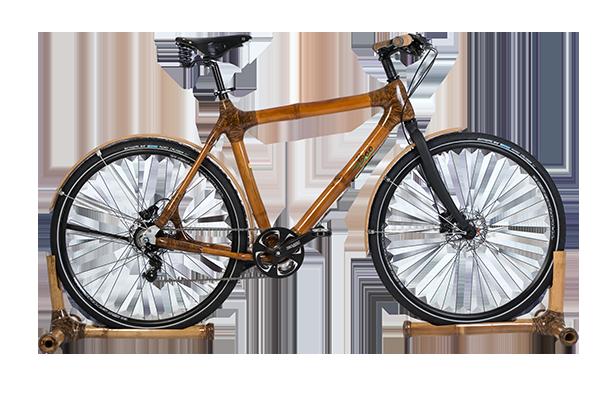 Diese Fahrräder sind aus Bambus gemacht | Fahrrad, Bambus